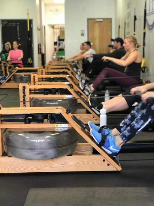 "Total Row Demystifies Fitness: EPOC  (or ""Afterburn"")"