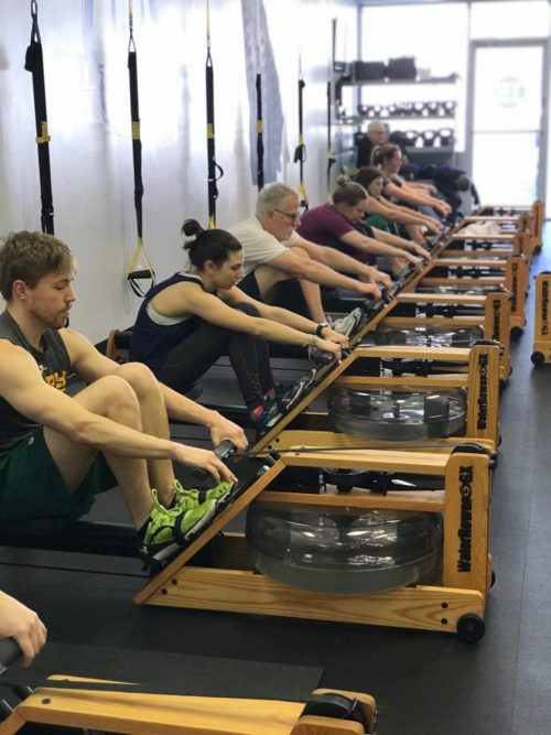 Rowing vs. Spin: Why ALL Cyclists Should be Rowing